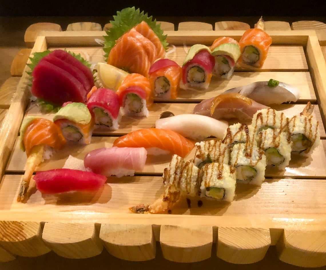 Maguro Sushi Special